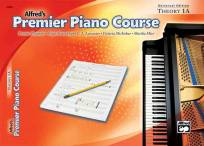 Premier Piano Course - Theory 1A