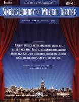 Singer's Library of Musical Theatre Vol.1 Mezzo Sopran/Alt  - 35 SONGS FROM THE BROADWAY STAGE