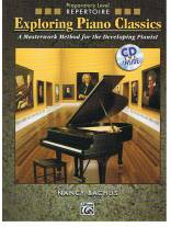 Exploring Piano Classics - Repertoire, Preparatory Level - A Masterwork Method for the Developing Pianist
