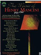The Music of Henry Mancini Plus One - 20 Great Songs To Play With Orchestral Accompaniment CD