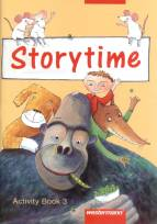 Storytime 3 - Activity Book