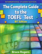 Complete Guide to the TOEFL iBT. Paket - International Student Edition