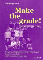 Make the grade! - Du schaffst es!