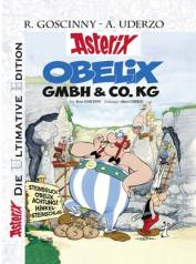 Asterix - Obelix GmbH & Co. KG  - Asterix - Die Ultimative Edition Band 23