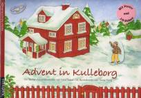 Advent in Kulleborg   - Ein Sticker-Adventskalender