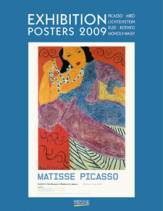 Exhibition Posters 2009. - Picasso. Miró. Lichtenstein. Klee. Rothko. Moholy-Nagy