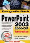 Das gro�e Buch PowerPoint - Sonderedition