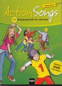 Action Songs - 111 Bewegungslieder für coole Kids