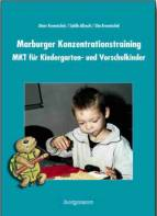 marburger konzentrationstraining mkt f252r schulkinder