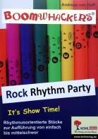 Boomwhackers-Rock Rhythm Party 1 -