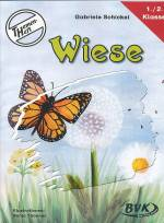 Themenheft Wiese - 1./ 2 Klasse