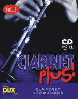 Clarinet plus! Vol. 1 - Clarinet Standards