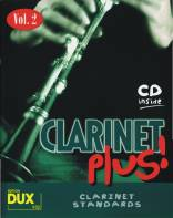 Clarinet plus! Vol. 2 - Clarinet Standard