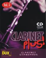 Clarinet plus! Vol. 3 - Clarinet Standards