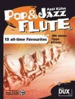 Pop & Jazz Flute - 13 all-time Favourites