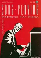 Song-Playing. Pop, Latin & Folk - Patterns For Piano (mit CD)