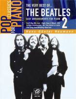 The Very Best Of...  The Beatles 2 Easy Arrangements for Piano