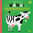Nanu! Welches Muster hat die Kuh? -