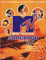 MTV Songbook Easy Arrangements for Piano, Vocal and Guitar
