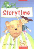 Storytime 4 Activity Book