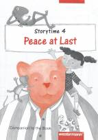 Storytime 4 Peace at last