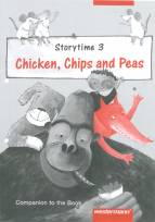 Storytime 3 Chicken, Chips and Peas