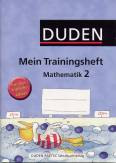 Mein Trainingsheft Mathematik 2