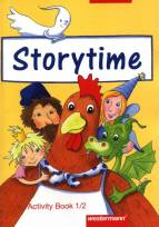 Storytime Activity book 1/2