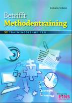 Betrifft Methodentraining 32 Trainingseinheiten