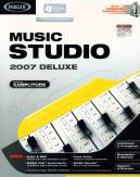 MAGIX Music Studio  2007 deluxe - powered by SAMPLITUDE