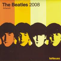 The Beatles 2008 Artwork