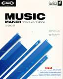 MAGIX Music Maker 2008 Producer Edition -