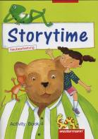 Storytime  - Neubearbeitung Activity book4