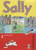 Sally 4 Activity Book - mit Liedern und Reimen