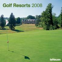 Golf Resorts 2008 Wandkalender