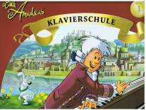Little Amadeus Klavierschule Band 1