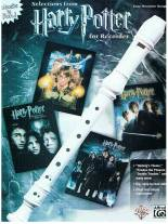 Selections from Harry Potter for Recorder -