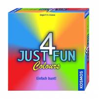 Just 4 fun colours - Einfach bunt!
