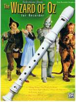 Selections from The Wizard of Oz for Recorder -