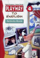 Playway to English 4 Activity Book