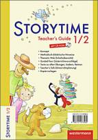 Storytime  - Teacher´s Guide 1/2