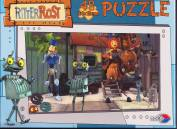 Ritter Rost Puzzle 48 Teile: Prinz Protz -