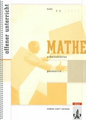 Arbeitsblätter Mathematik. Geometrie. - lehrerbibliothek.de