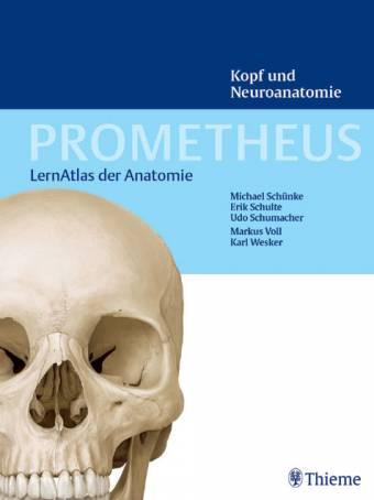 PROMETHEUS Lernatlas der Anatomie Kopf und Neuroanatomie ...
