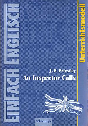 'an inspector calls' by j b 'an inspector calls' was written by j b priestley at the end of world war two ( 1945) to express discontent regarding social barriers the war.