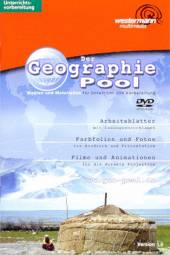 der geographie pool 1 dvd rom arbeitsbl tter f r den erdkundeunterricht 5 10. Black Bedroom Furniture Sets. Home Design Ideas