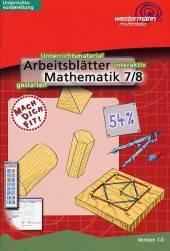 Arbeitsblätter Mathematik 7/8 - Unterrichtsmaterial interaktiv ...