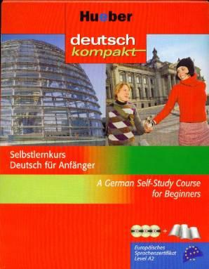 hueber deutsch kompakt selbstlernkurs deutsch f r. Black Bedroom Furniture Sets. Home Design Ideas
