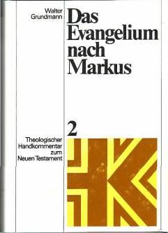 Evangelium nach markus taufe