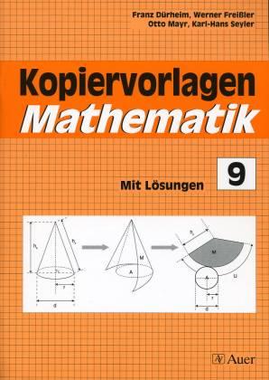 Kopiervorlagen Mathematik 9 - Mit Lösungen - Kopiervorlagen ...